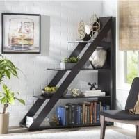 Mozide Black Kitaplık