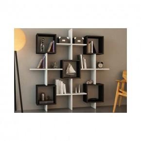 Mozide Geometrik Kitaplık